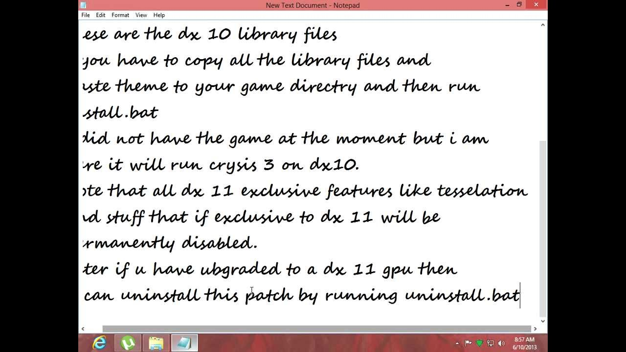 Download directx 11 capable gpu to play crysis 3 lostlearn.