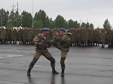 Показательные выступления разведчиков 36 ДШБр, к новости - http://desantura.ru/news/68050/