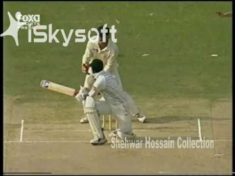 *RARE* CRICKET: Bangladesh vs Australia - 1st Test, April, 2006 (1st Innings Highlights)