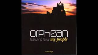 orphean featuring terry  my people