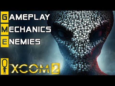 XCOM 2 Gameplay Part 3 - Advent Blacksite Mission, New Mechanics, New Enemy Types!