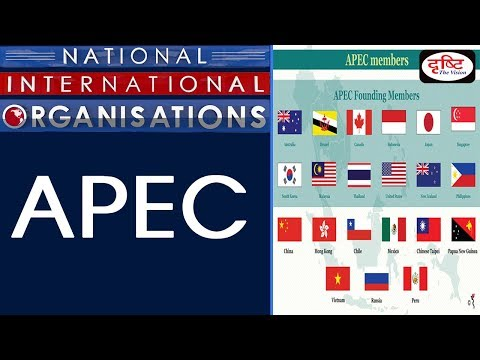 APEC - National/ International Organisation