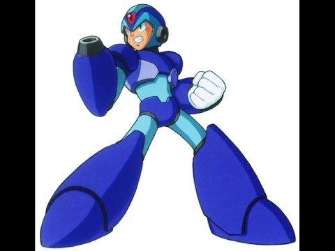 Mega Man X4 - Intro Stage (X)