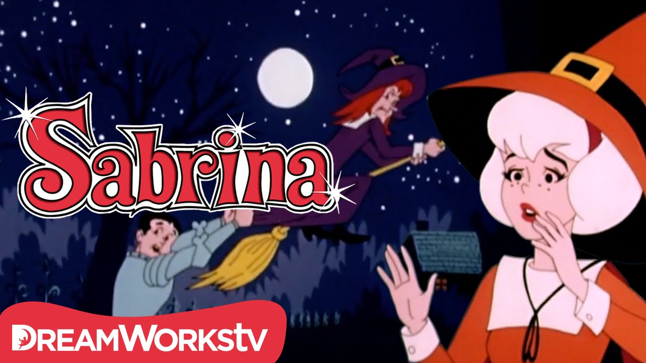 The Halloween Party | SABRINA THE TEENAGE WITCH - YouTube