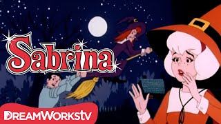 The Halloween Party | SABRINA THE TEENAGE WITCH