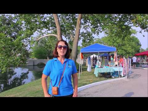 Better Merchants TV - Art in the Park 2014