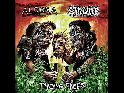 AlgomAShit r  Trading Faces Split Album 2017