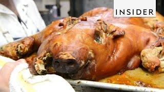 Eat a Whole Pig