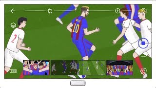 Multicam Live Streaming in sports game.