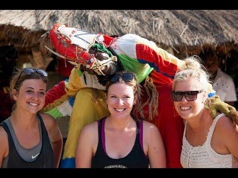 West Africa Overland Adventure Tours: Ghana To Sierra Leone Part 1