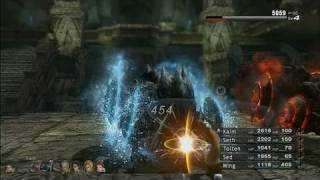 Lost Odyssey Xbox 360 Gameplay - Two of a Kind (HD)