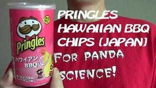 Pringles JAPAN Hawaiian BBQ Chips | Spicochist Reviews