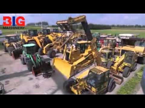 New   Used Heavy Equipment From Brands Like Caterpillar (CAT)   Volvo   BIG Machinery.mp4