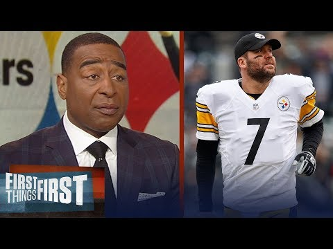 Cris Carter on Baker Mayfield's impact for Browns, talks Steelers' loss | NFL | FIRST THINGS FIRST