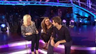 Pasha Kovalev & Chelsee Healey Interview and Salsa Preview
