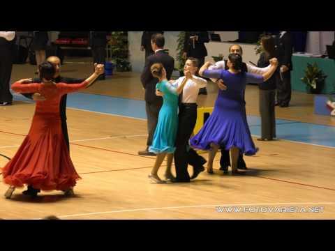 Gold Master 2017 Torino Liscio Tradizionale Ballo Da Sala e Liscio, Polka, Mazurca, Valzer (1)