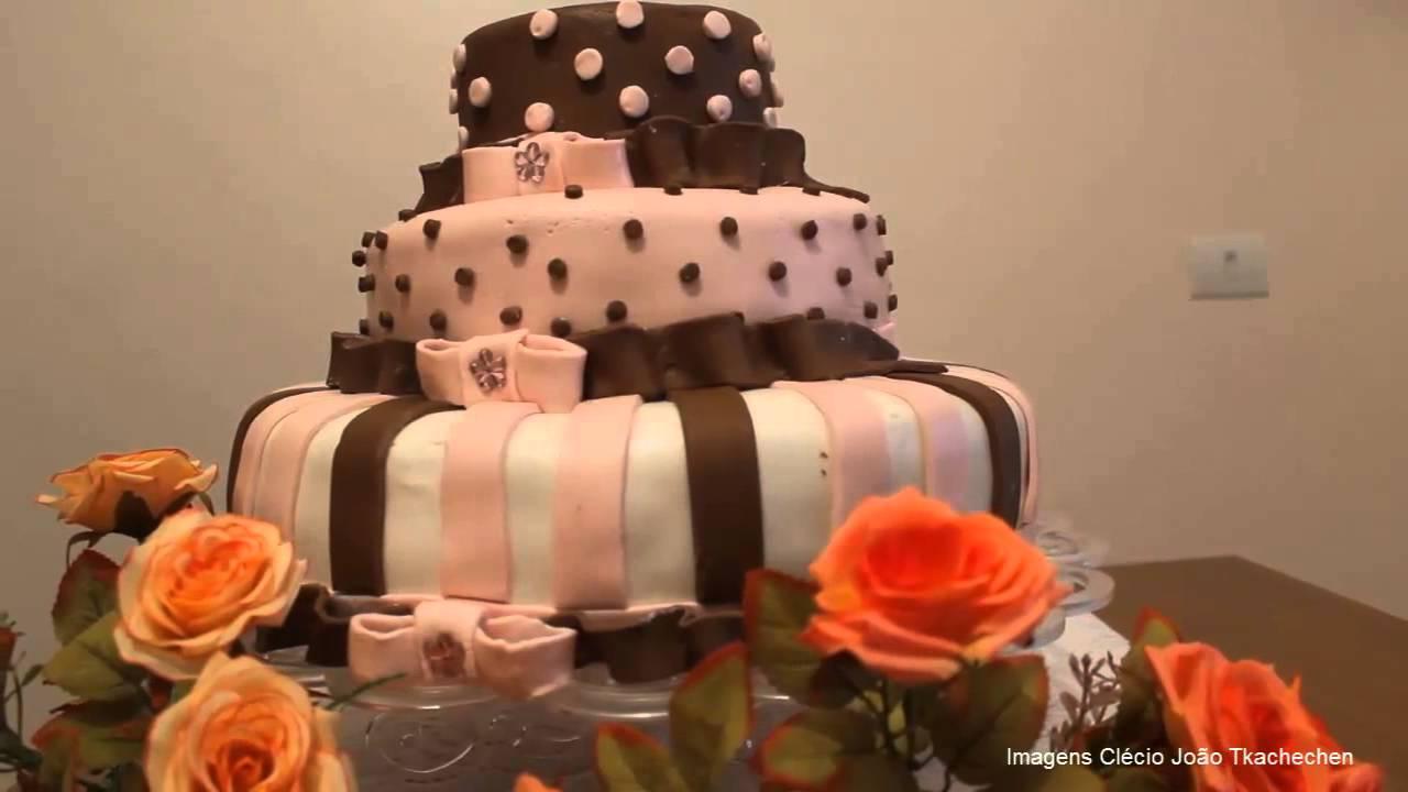 Bolo Bailarina Para Anivers 225 Rio De 15 Anos Ballerina Cake