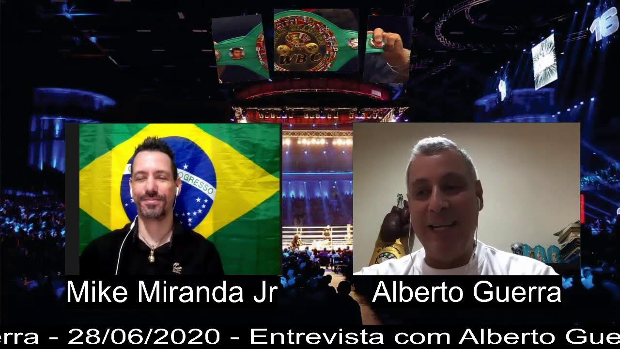 Entrevista: Alberto Guerra - Vice-Presidente WBC