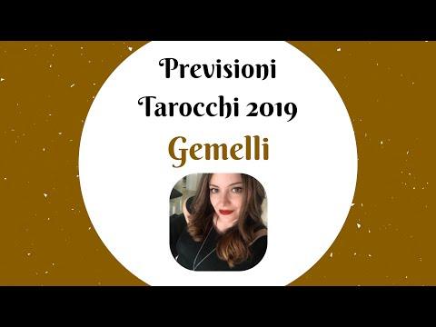 I Tarocchi 2019 Gemelli Di #Iris - Oroscopo Di #Astrocenter