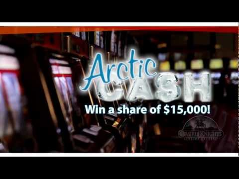 Prairie Knights Casino - Arctic Cash Promo TV (2012)