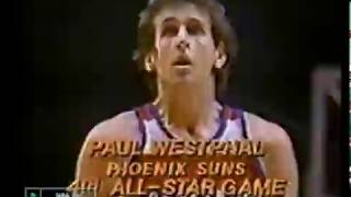 Paul westphal 1980 all-star game: 21 points, 5 assists, 2 steals, 8-14 fg, 5-6 ft, 27 minutes