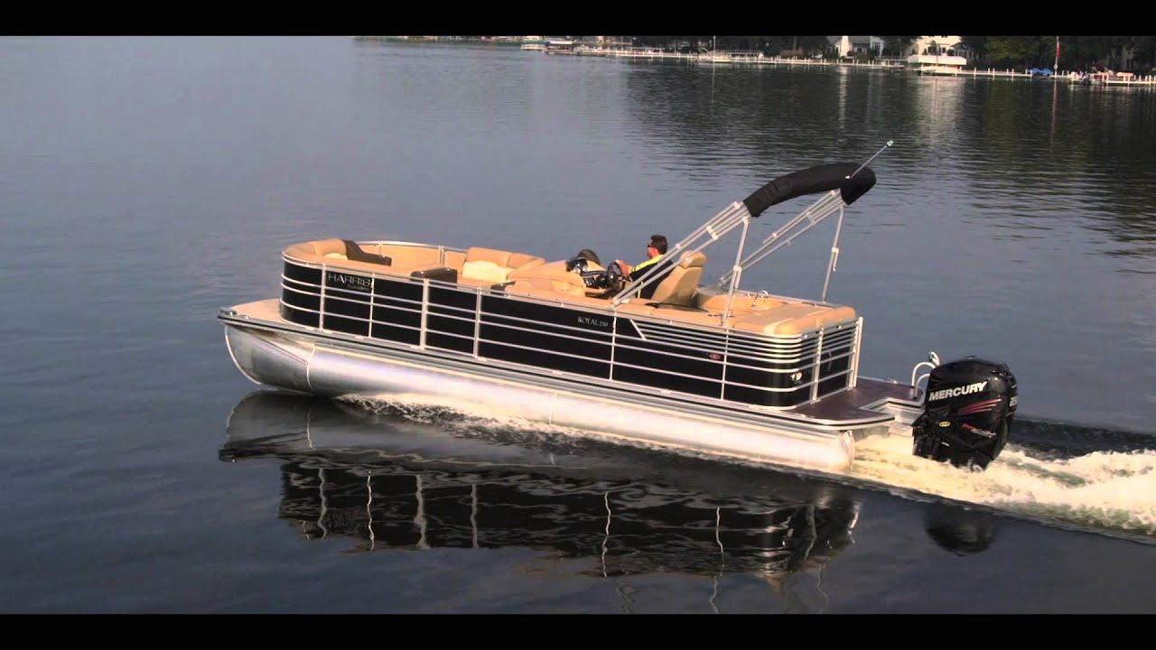 2014 Royal Pontoon Boat Pontoon For Sale Youtube