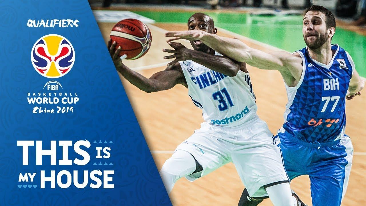 Bosnia and Herzegovina v Finland - Full Game - FIBA Basketball World Cup 2019