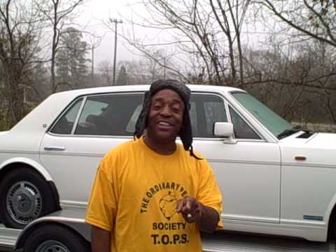 T.O.P.S March in Selma 2009