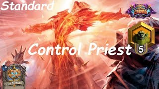 Hearthstone: Control Priest #2: Boomsday (Projeto Cabum) - Standard Constructed