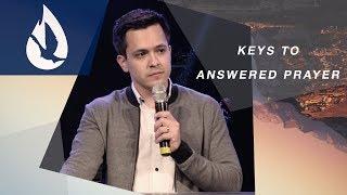 7 Keys to Answered Prayer