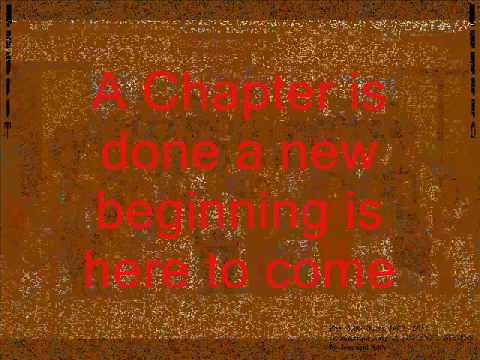 A Journey Begins - PSU LHS Graduation song 2010