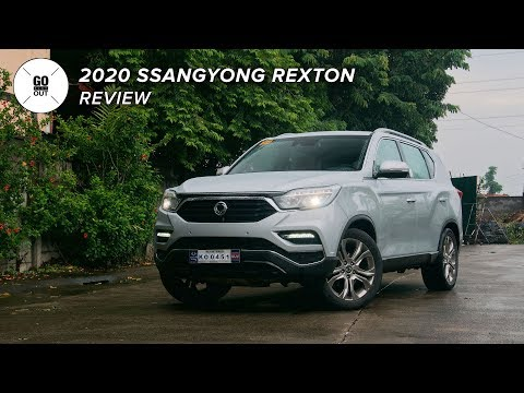 2020 SsangYong Rexton Review: The Best In Its Class?