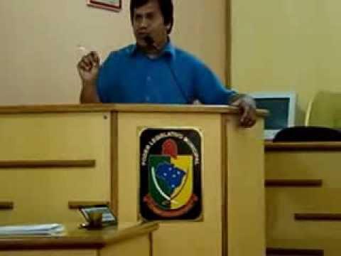 Pronunciamento Vereador Jeremias Oira - Sessão dia 090913