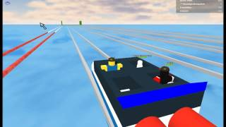 Roblox Roller Cart [Episode 1] GOAL!!