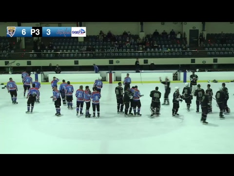 SA Ice Hockey Super League Game6 CTK vs PCaps