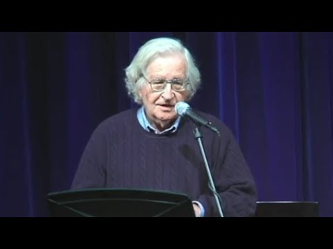 Noam Chomsky - Is There Anything Good About U.S. Foreign Policy?