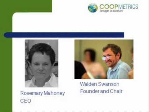 Benchmarking Co-operative Perfomance Video - The CoopMetrics Framework