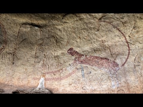 Panther Cave Pictographs - 3D Modeling