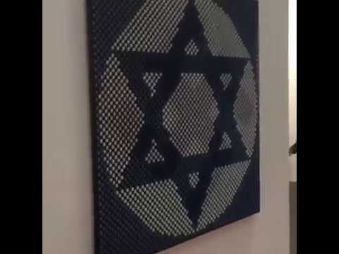 WATCH: This hateful piece was on display in an art gallery in Cologne, Germany.