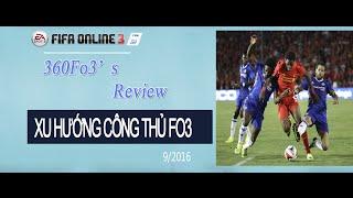 360fo3  xu hướng cng thủ vs gameplay fifa online  fo3 23