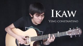 IKAW - Yeng Constantino (fingerstyle guitar cover + free tab)