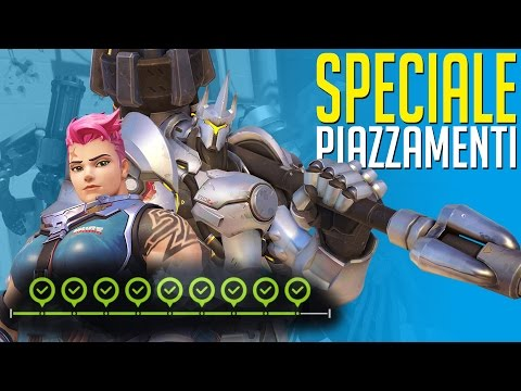 Overwatch : Speciale Competitive - PIAZZAMENTI GIORNO #1 HERC 11 WIN 1 LOSS
