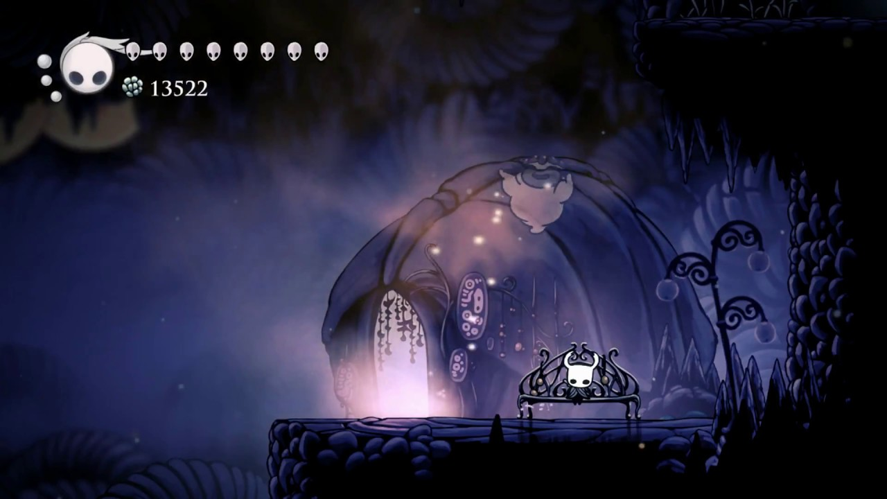 Hollow Knight Salubra S Blessing Blessed Achievement Youtube