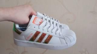 видео Женская обувь adidas