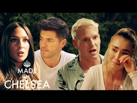 Most Dramatic Moments From Buenos Aires Pt. 1 | Made In Chelsea