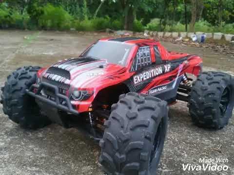 Sst monster truck 1/10 brushed