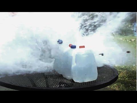Penetration jugs Shotgun ballistics water