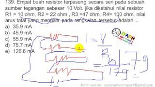 139 Pembahasan Soal Uji Pegetahuan Ppg Teknik Elektro Ketenagalistrikan/elektronika/smk/skb Cpns