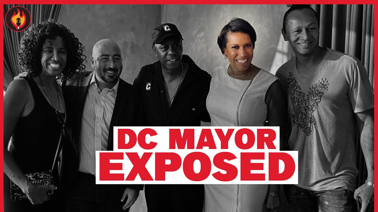 Krystal and Saagar: DC Mayor CAUGHT Violating Her Own Mask Mandate Within HOURS