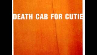 Watch Death Cab For Cutie Blacking Out The Friction video